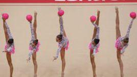 У России - командное золото в художественной гимнастике!