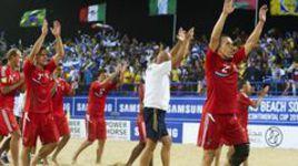 Россия победила Бразилию в финале Межконтинентального кубка!