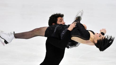 Тесса Вирту и Скотт Моир победили в соревнованиях танцоров в Москве