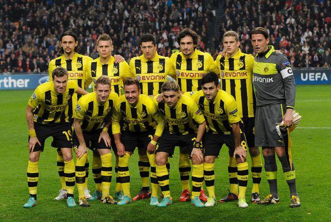 Футбол вчера реал боруссия