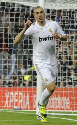 "Нападающий ""Реала"" Карим БЕНЗЕМА. Фото AFP Фото AFP"