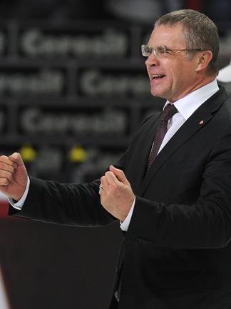 Президент КХЛ Александр МЕДВЕДЕВ. Фото КХЛ Фото photo.khl.ru