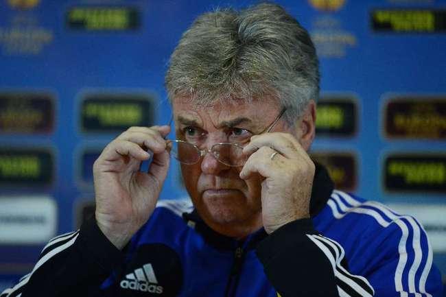 Гус ХИДДИНК. Фото AFP Фото AFP