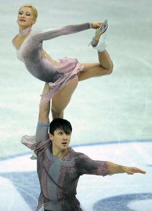 Российский фигурист Максим ТРАНЬКОВ. Фото AFP Фото AFP