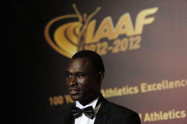 Чемпион мира и Олимпийских игр в беге на 800 м Дэвид РУДИША. Фото AFP Фото AFP