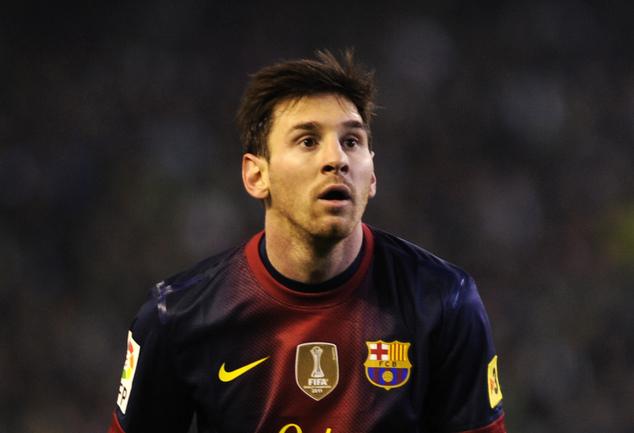 """Вчера. Севилья. """"Бетис"""" - """"Барселона"""" - 1:2. Рекордсмен Лео МЕССИ. Фото AFP Фото AFP"""