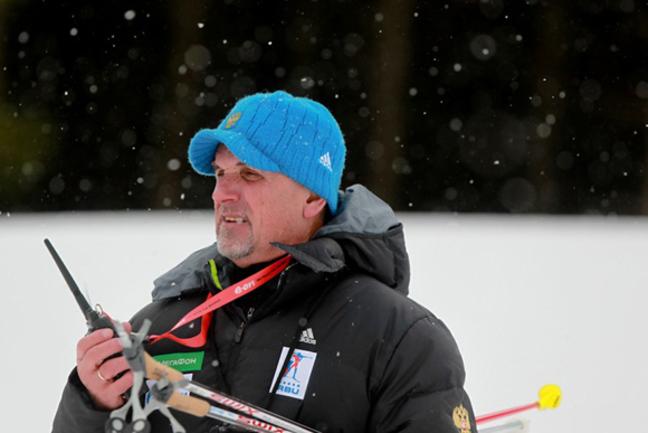 """Николай Лопухов: """"Пока мужской сборной не хватает стабильности"""" Фото «СЭ»"""