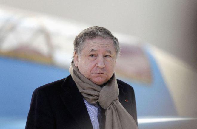 Президент Международной федерации автоспорта (ФИА) Жан ТОДТ. Фото REUTERS Фото Reuters