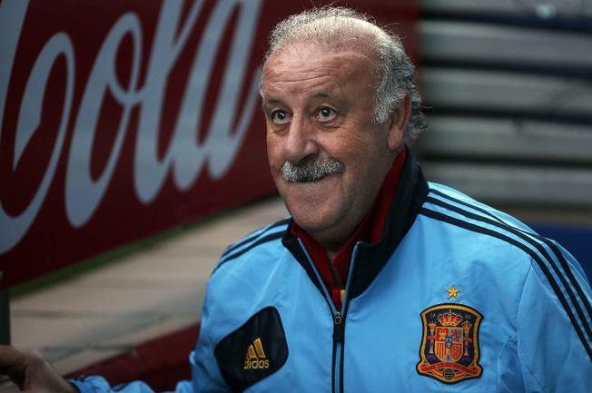 Главный тренер сборной Испании Висенте ДЕЛЬ БОСКЕ. Фото REUTERS Фото Reuters