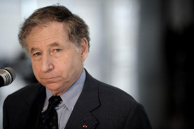 Глава ФИА Жан ТОДТ. Фото AFP Фото AFP