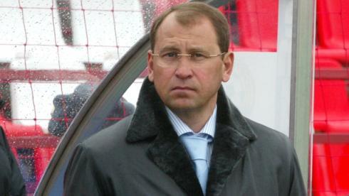 Яковенко уволен с поста главного тренера молодежной сборной Украины