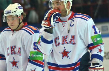 Ковальчук, Тарасенко и Бобровский  пока остаются в расположении СКА