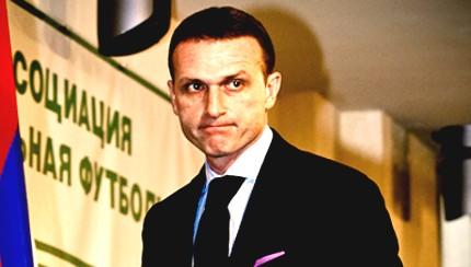 Новый президент ПФЛ - Андрей СОКОЛОВ. Фото onedivision.ru Фото «СЭ»