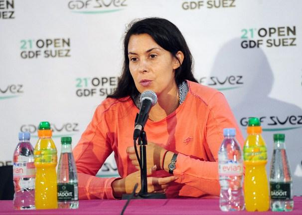 Французская теннисистка Марион БАРТОЛИ. Фото AFP Фото AFP