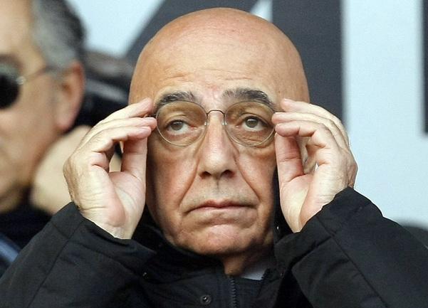 """Вице-президент """"Милана"""" Адриано ГАЛЛИАНИ. Фото REUTERS Фото Reuters"""