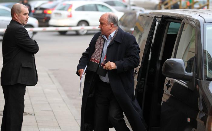 """Президент """"Динамо"""" Геннадий СОЛОВЬЕВ. Фото Алексея ИВАНОВА, """"СЭ"""" Фото """"СЭ"""""""