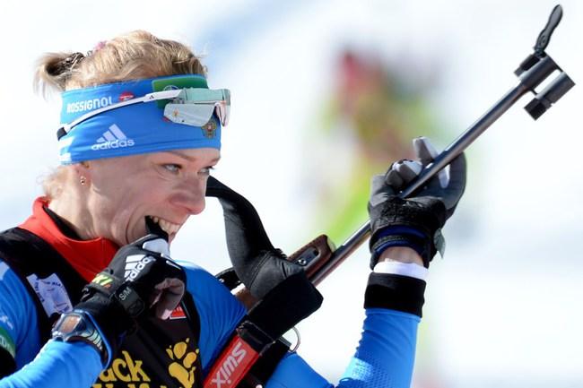 Ольга ЗАЙЦЕВА. Фото AFP Фото AFP