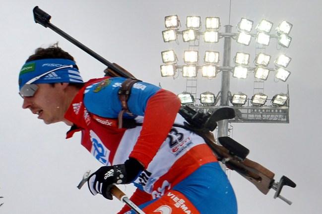 Евгений УСТЮГОВ. Фото AFP Фото AFP