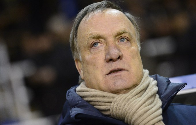 Главный тренер ПСВ Дик АДВОКАТ покинет ПСВ. Фото AFP Фото AFP