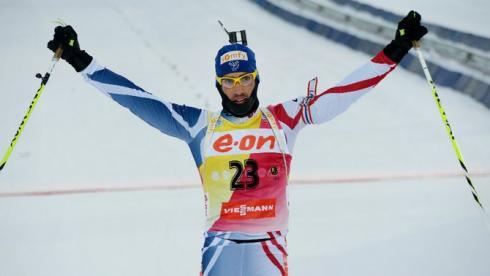 Мартен Фуркад выиграл спринт в Ханты-Мансийске