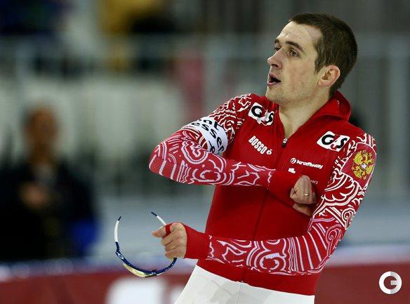 """ФОТО: Первое золото чемпионата мира в коньках за 17 лет! Фото """"СЭ"""""""