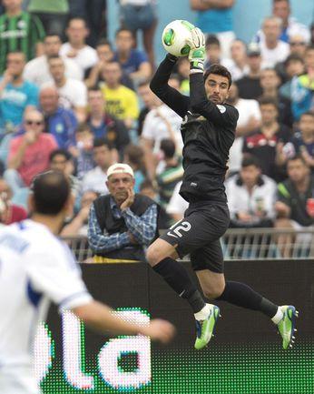 Голкипер сборной Португалии Руй ПАТРИСИУ. Фото REUTERS Фото Reuters