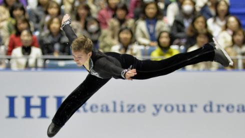 Ковтун занял восьмое место на World Team Trophy