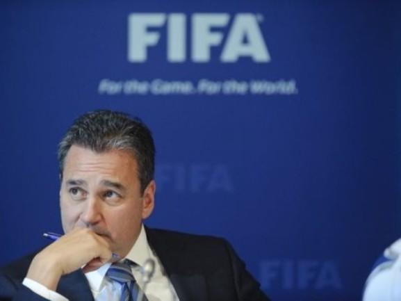 Руководителю департамента ФИФА по вопросам этики Майклу ГАРСИИ запрещен въезд в Россию на основании федерального закона № 272. Фото REUTERS Фото Reuters
