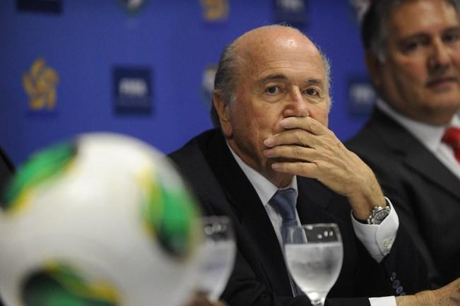 Президент ФИФА Зепп БЛАТТЕР признан невиновным по делу о коррупции в организации. Фото AFP Фото AFP