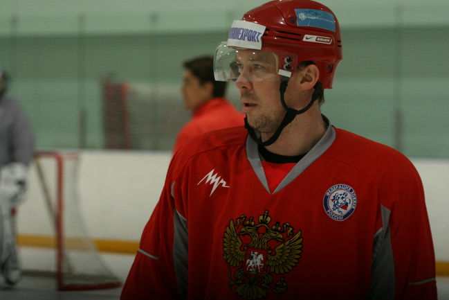 Сергей МОЗЯКИН. Фото Динары КАФИСКИНОЙ Фото «СЭ»