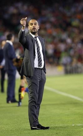 """Экс-главный тренер """"Барселоны"""" Хосеп ГВАРДЬОЛА. Фото REUTERS Фото Reuters"""