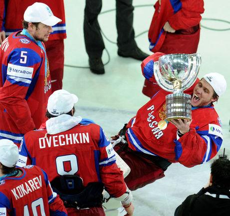 ФОТО: Состав сборной России по хоккею на ЧМ-2013 Фото «СЭ»