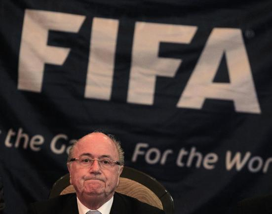 Президент ФИФА Зепп БЛАТТЕР. Фото REUTERS Фото Reuters