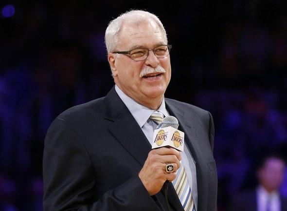 Легенда тренерского цеха НБА Фил ДЖЕКСОН. Фото AFP Фото AFP