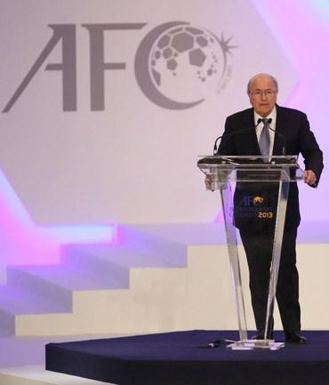 Президент ФИФА Зепп БЛАТТЕР. Фото AFP Фото AFP