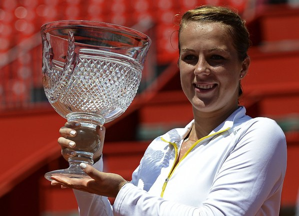 Анастасия ПАВЛЮЧЕНКОВА. Фото AFP Фото AFP