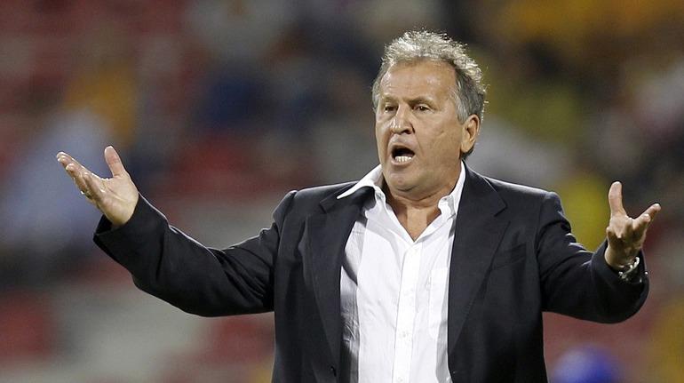 Бразильский тренер ЗИКО. Фото REUTERS Фото Reuters