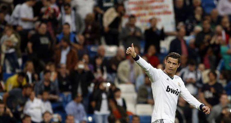 ФОТО: Семь голов в Мадриде и дубль Роналду Фото «СЭ»