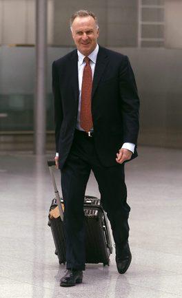 """Председатель совета директоров """"Баварии"""" Карл-Хайнц РУММЕНИГГЕ. Фото REUTERS Фото Reuters"""