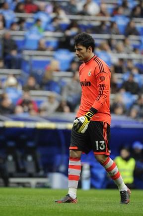 """Вратарь """"Реала"""" Антонио АДАН. Фото AFP Фото AFP"""