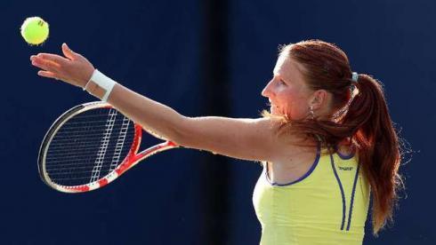 Кудрявцева вышла во второй круг турнира в Бирмингеме