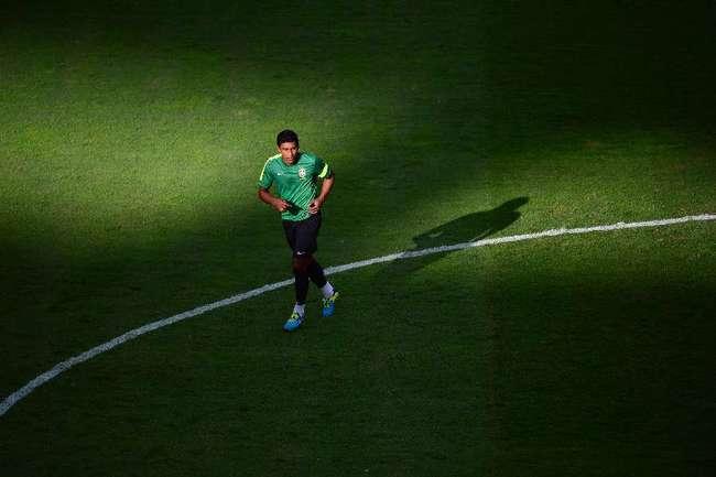 ПАУЛИНЬЮ в составе сборной Бразилии выступит на Кубке конфедераций-2013. Фото AFP Фото AFP