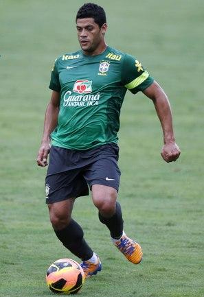"Нападающий ""Зенита"" и сборной Бразилии ХАЛК. Фото REUTERS Фото Reuters"
