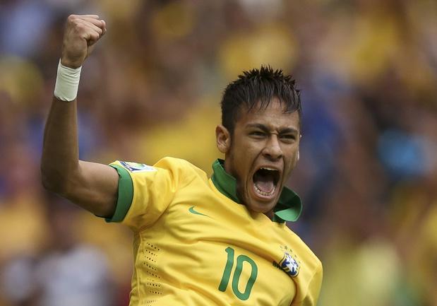 Бразилия начала с гола Неймара и разгрома Фото «СЭ»