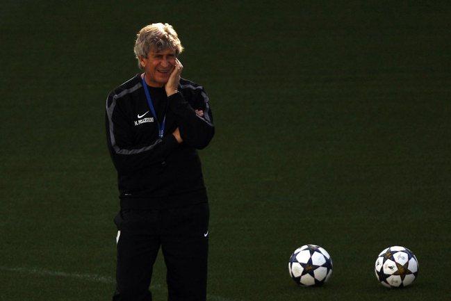 """Новый главный тренер """"Манчестер Сити"""" Мануэль ПЕЛЛЕГРИНИ. Фото REUTERS Фото Reuters"""