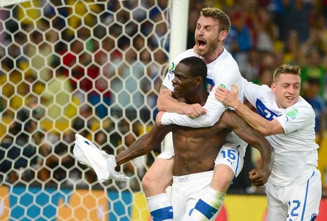 Балотелли приносит Италии победу Фото «СЭ»