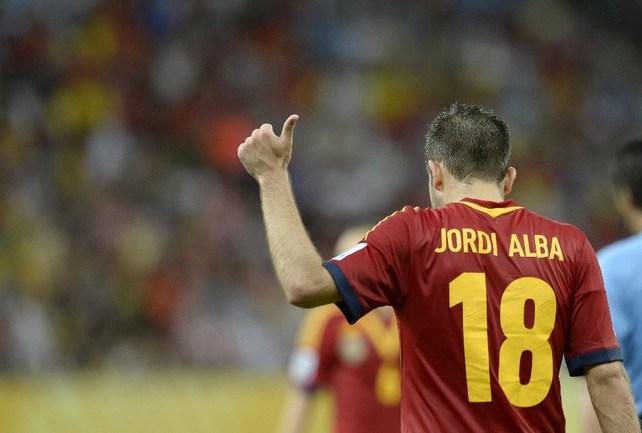 Такой сборной Испании Дель Боске может гордиться Фото «СЭ»