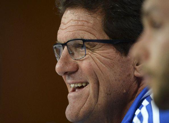 """Фабио КАПЕЛЛО не комментирует слухи о переходе на работу в """"ПСЖ"""". Фото Reuters"""