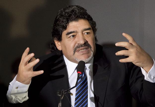 Диего МАРАДОНА. Фото AFP Фото AFP
