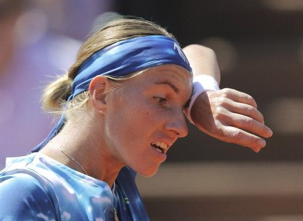 Российская теннисистка Светлана КУЗНЕЦОВА. Фото REUTERS Фото Reuters